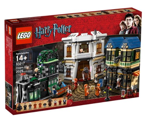 5 Biggest Harry Potter Lego Sets