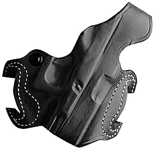 DeSantis 085BAZ9Z0 Thumb Break Mini Slide Holster Fits Keltec PMR30, Right Hand, Black