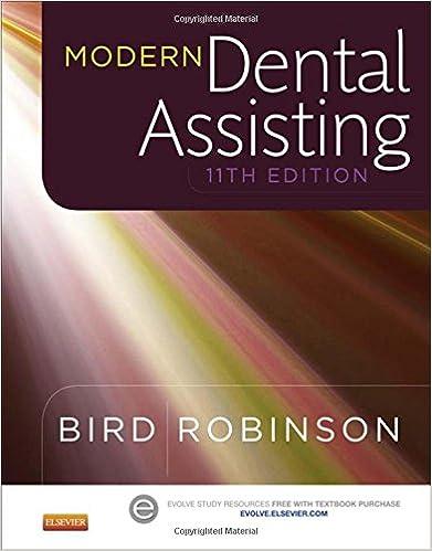 Modern Dental Assisting 11e