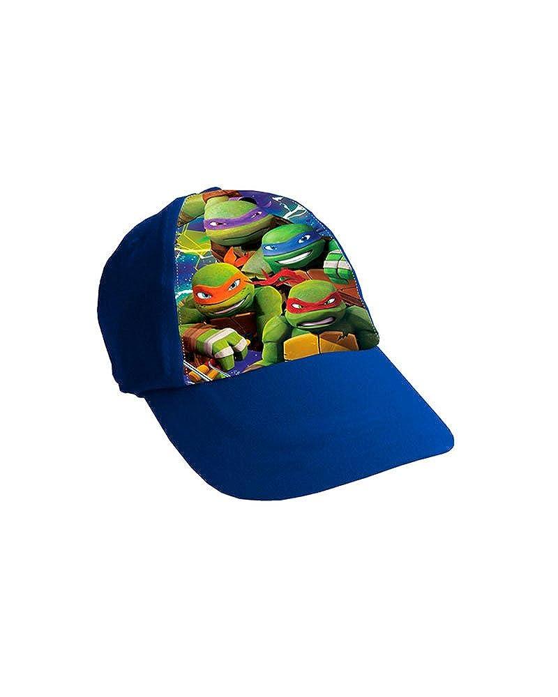 Gorra Tortugas Ninja Azul: Amazon.es: Ropa y accesorios