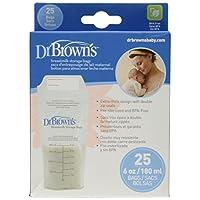 Dr. Brown's Breastmilk Storage Bags (50)