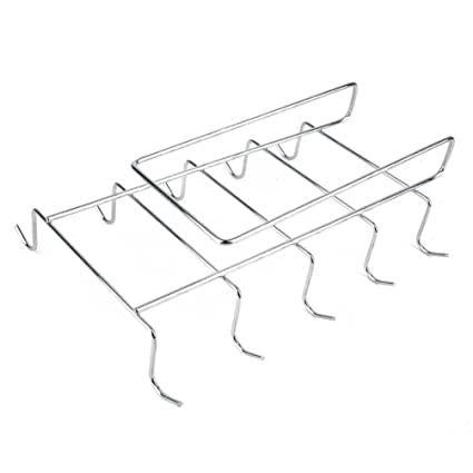 Gooday 10 ganchos soporte de colgar portavasos para Insetting herramienta de cocina tazas de café 33