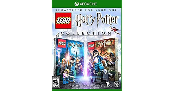Amazon com: LEGO Harry Potter: Collection - Xbox One: Whv
