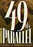 Criterion Collection: 49th Parallel [DVD] [1941] [Region 1] [US Import] [NTSC]