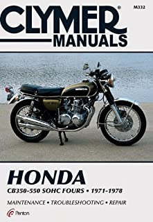 honda cb400 and cb550 1973 77 owners workshop manual haynes rh amazon com honda cb 400 four service manual Honda CMX 250 Owner's Manual