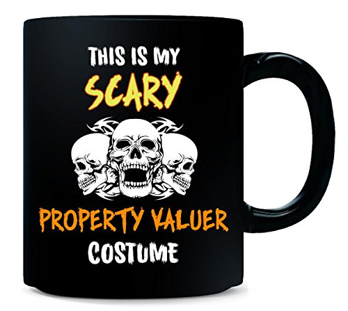 (This Is My Scary Property Valuer Costume Halloween Gift -)