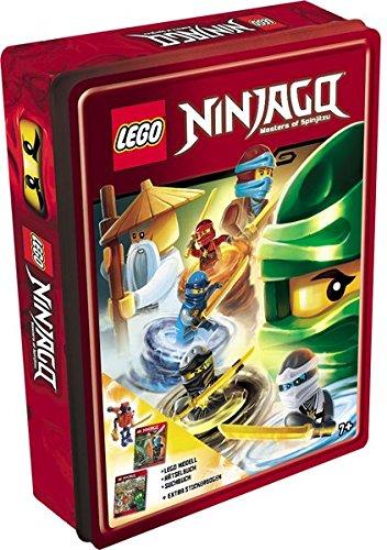 LEGO NINJAGO Meine NINJAGO Rätselbox