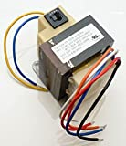 Foot Mount Transformer, 120/208/240/480V, 75VA Rating, TWF524-75