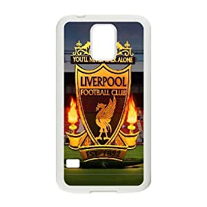 Custom Case liverpool for Samsung Galaxy S5 T2F3438250