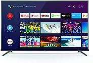 """TV LED 65"""" Smart 65P8M 4K HDR, Wifi, 3 HDMI, 2 USB, Controle remoto com comando de voz"""