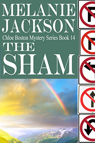 The Sham (Chloe Boston Cozy Mysteries Book 14) by [Jackson, Melanie]