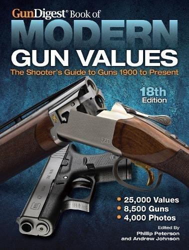Gun-Digest-Book-of-Modern-Gun-Values-The-Shooters-Guide-to-Guns-1900-to-Present