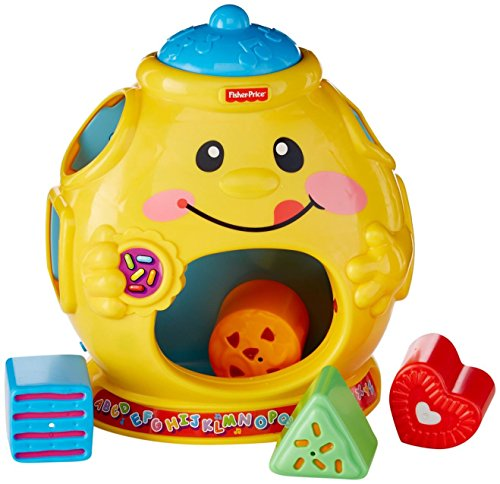Fisher Price Cookie - Fisher-Price Laugh & Learn Cookie Shape Surprise - 0-12 Months - First Adventures