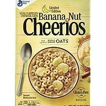 Cheerios Banana Nut Limited Edition 2 X 12oz Boxes