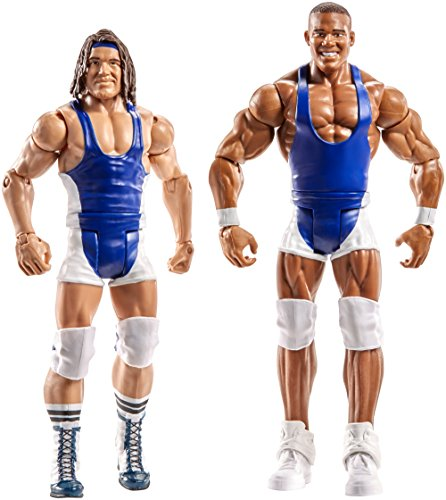 WWE Superstars Chad Gable & Jason Jordan Action Figure (2 Pack) by WWE