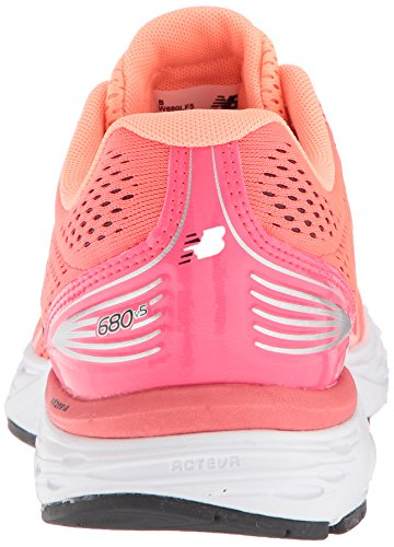 Femme Balance Corail New Running W680v5 06wWqtH