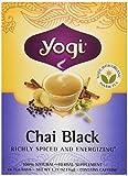 Yogi Chai Black Tea 16 Bags, 1.27oz