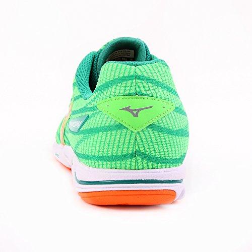 MIZUNO Multicolor (Neongreen/vibrantorange/golfgreen)