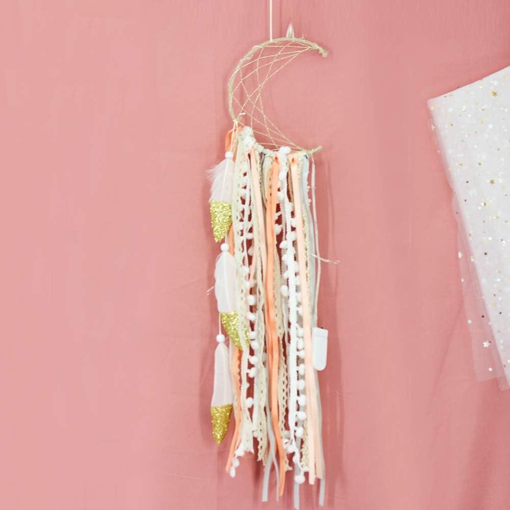 Mrinb Dream Catcher Handmade Feather Dream Net Hanging Decoration Household Dream Net Hanging Decoration For Bedroom