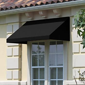 Denmir Door Window Awnings Metal Standing Seam 6ft X 36