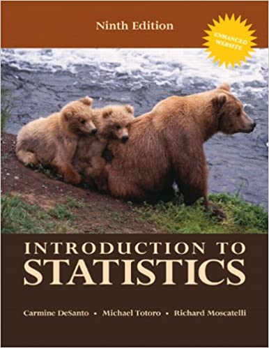 Amazon introduction to statistics 9th edition 9780558768300 introduction to statistics 9th edition 9th edition fandeluxe Images
