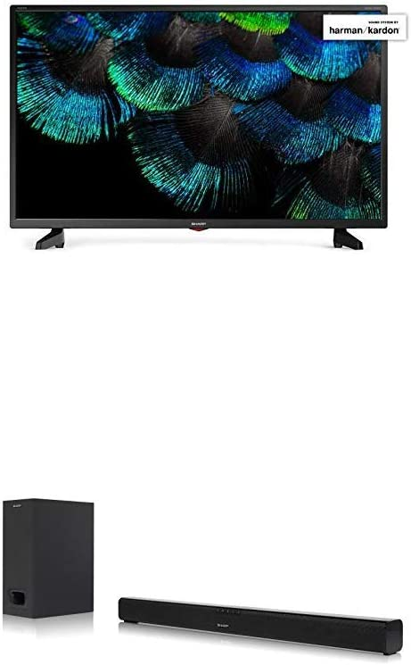 Sharp LC-40FI3322E - TV LED FHD de 40