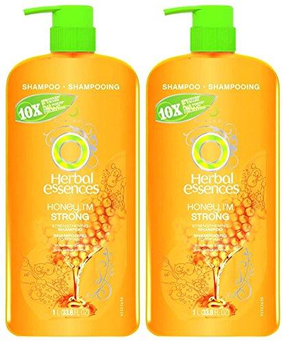 Honey Strengthening (Herbal Essences Honey, I'm Strong Strengthening Hair Shampoo - 33.8 oz - 2)