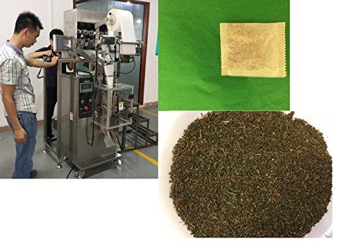Green Loose Tea Paper Bag Packing Machine/Tea Leaves Sachet Wrapping Machine