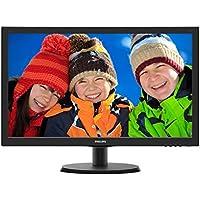 Philips 223V5LHSB2 LCD/TFT 21.5 Black Full HD