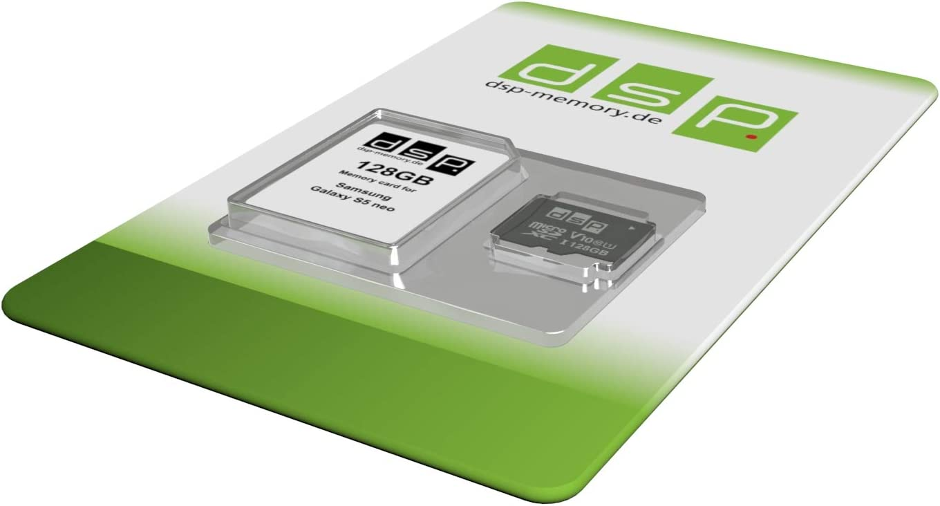 128 Gb Class 10 Memory Card For Samsung Galaxy S5 Neo Computers Accessories