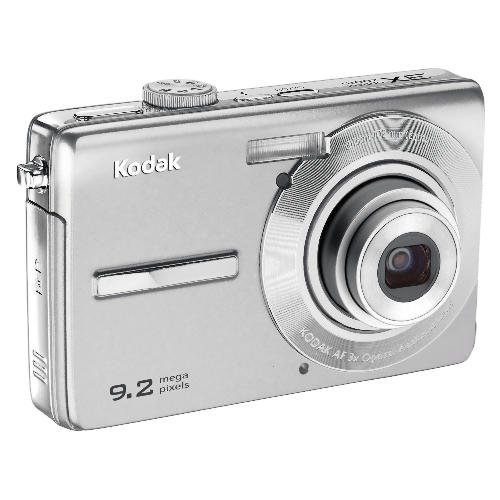 Kodak Easyshare Camera Bundle (Kodak EasyShare M320 Silver 9.2MP Digital Camera)