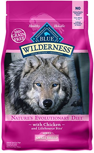 Blue Buffalo Wilderness High Protein Grain Free dry dog food