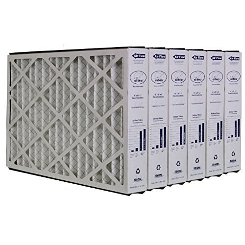 Trion Air Bear 259112-101 (6 Pack) Pleated Furnace Air Filter 16