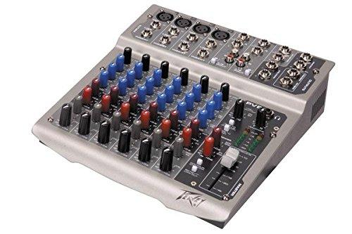 Peavey PV8USB 8 Channel USB Mixing Board by Peavey
