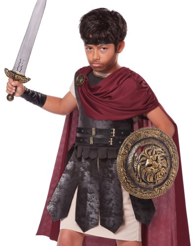 California Costumes Spartan Warrior Costume