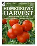 Homegrown Harvest, American Horticultural Society Staff, 1845335600