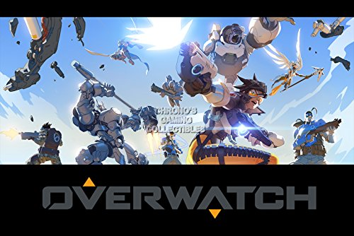 CGC Huge Poster - Overwatch Ps4 Xbox One