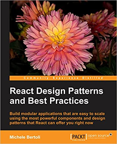 Book React Design Patterns and Best Practices