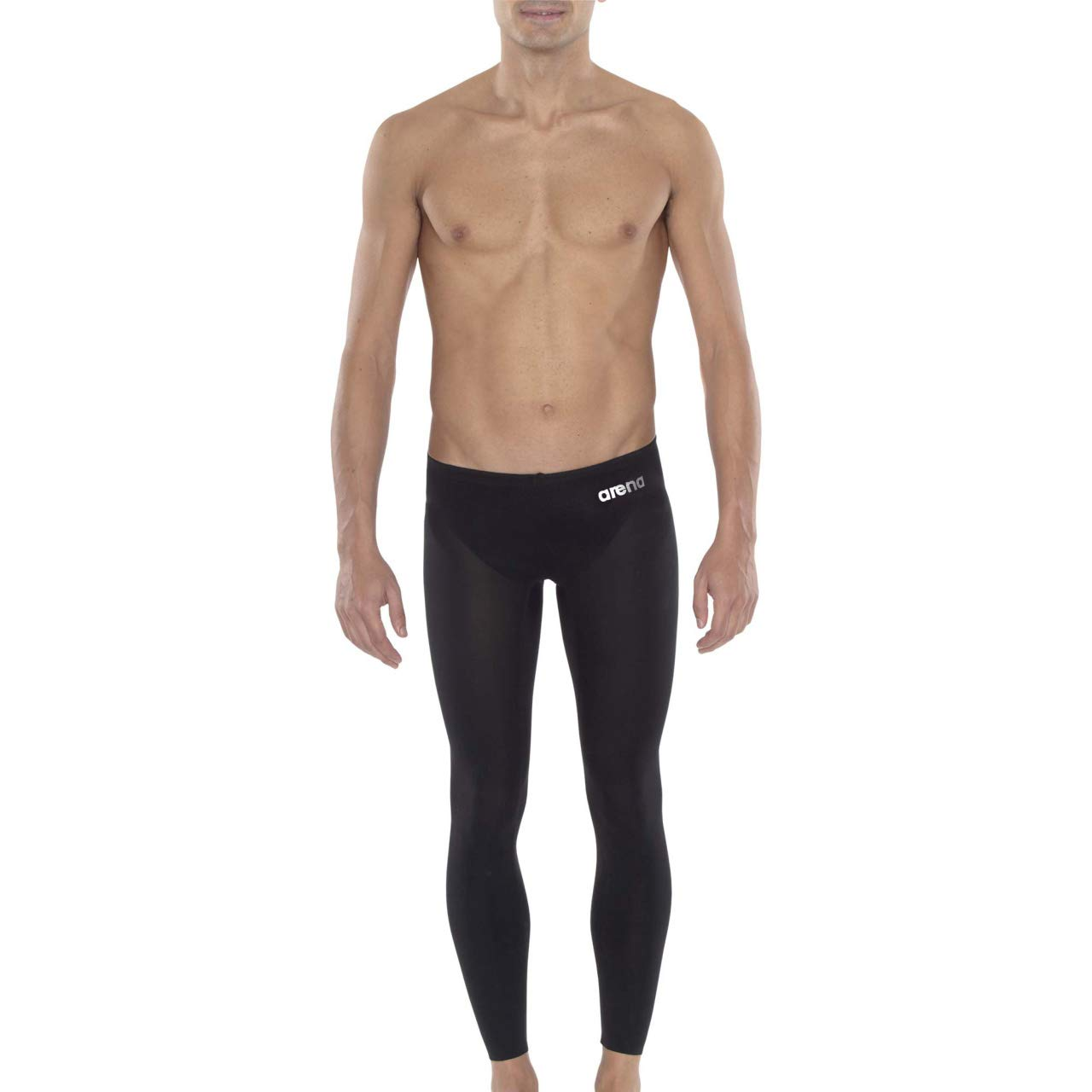 Arena Powerskin R-Evo SL Open Water Pant, Black, 34 by Arena (Image #2)