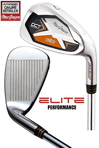 MacGregor DCT Elite Steel Mens Golf Package Set & Response Stand Bag