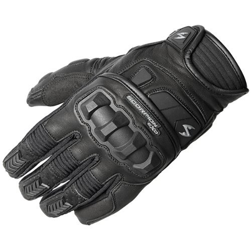 Scorpion Klaw II Gloves (X-LARGE) (BLACK) (Gloves Scorpion Klaw)