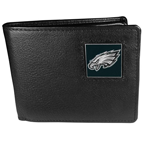 - NFL Philadelphia Eagles Leather Bi-fold Wallet
