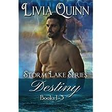 Destiny: Books 1-3: Storm Lake Series (Destiny Paramortals)