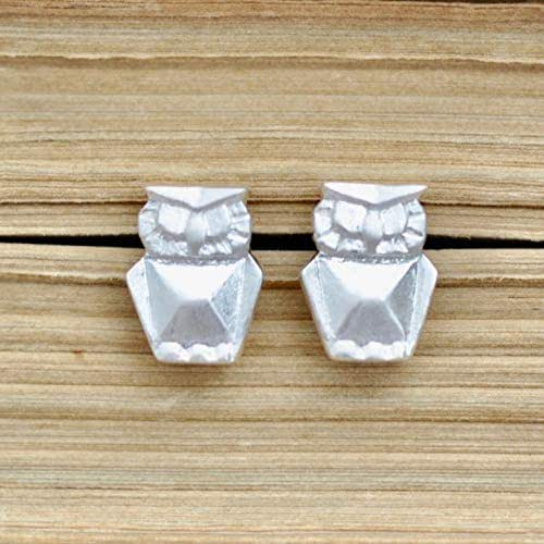 Amazon.com: Origami Owl Earrings in Sterling Silver ... - photo#9