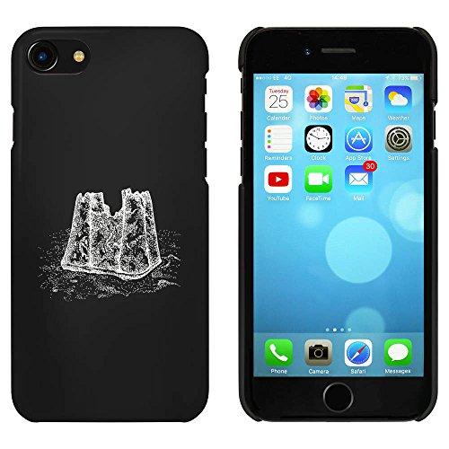 Noir 'Château de Sable' étui / housse pour iPhone 7 (MC00071819)