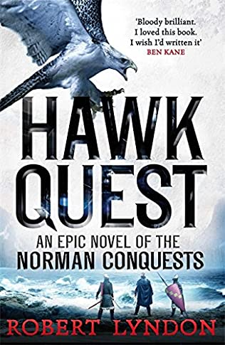 book cover of Hawk Quest