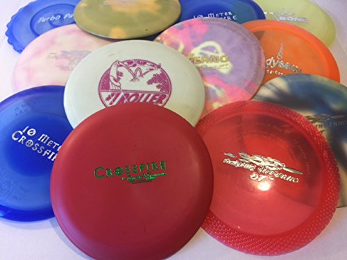 Quest AT 30 Piece Disc Golf Blem set . Imperfect discs popular at Play it again sports stores. by Quest
