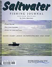 Saltwater Fishing Journal: John Martinis: 9781934707203 ...