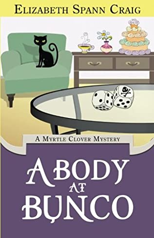 book cover of A Body at Bunco