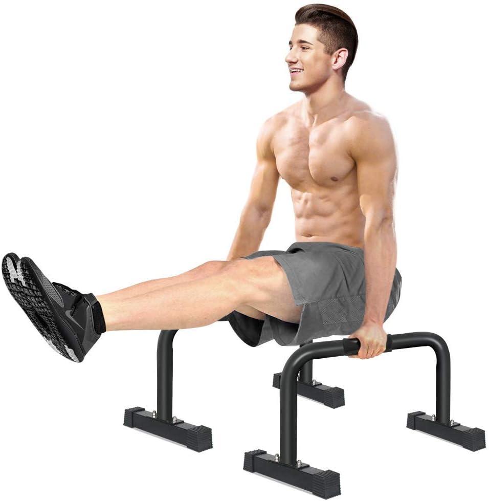 Push Up Bars Handles f/ür Fitness Zuhause und Outdoor Wishstar Liegest/ützLiegest/ützgriffe Muskeltraining und Krafttraining